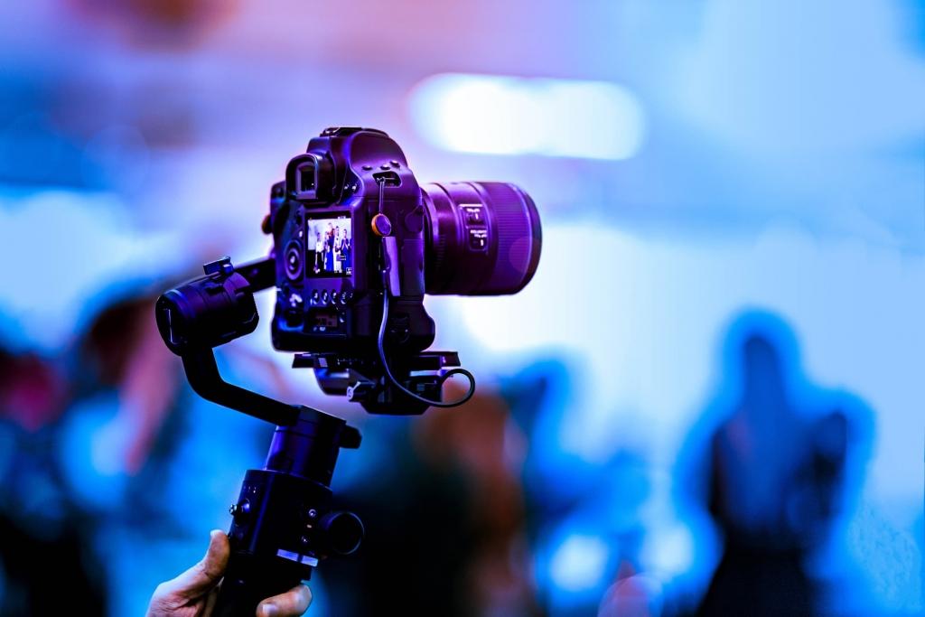 Messevideos für Unternehmen von der MEDIENMANUFAKTUR OCKERT